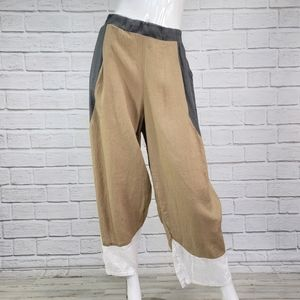 Luukaa 100% Linen Pant NWT! Size:5 (XL)